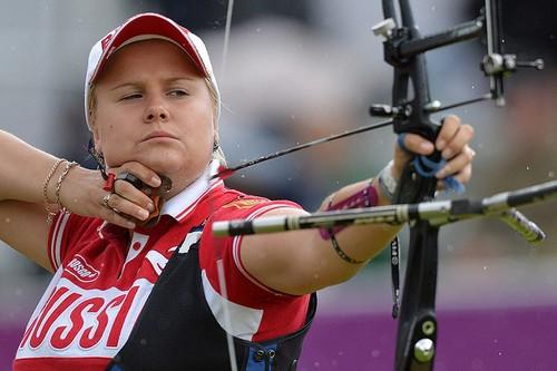 Заключительная россиянка выбыла изборьбы заолимпийские медали встрельбе излука