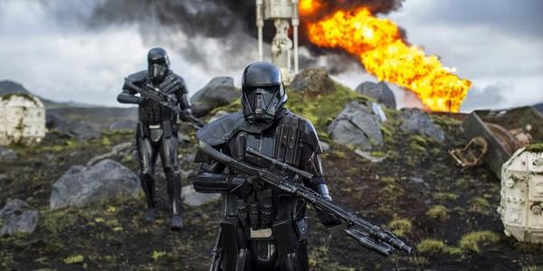 Спин-офф «Звёздных войн» «Изгой-один» захватил лидерство вкитайском прокате