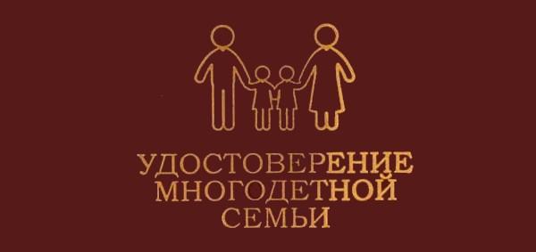 Какие льготы дает удостоверение многодетной семьи?