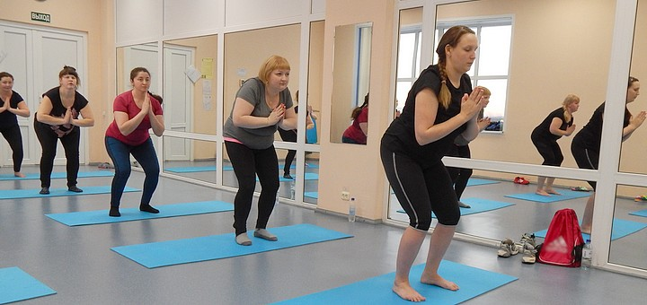 Йога центр в германии